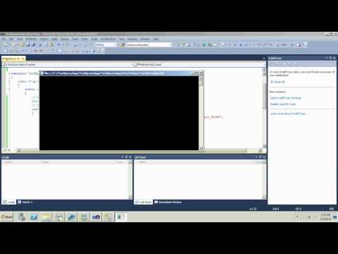 Visual Studio 2010 C# Connecting to a Database
