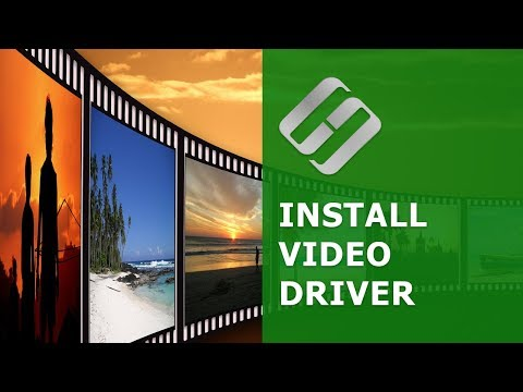 How to Download and Install Drivers for AMD, NVIDIA and Intel Graphics Windows 10 🖥️🎬📀