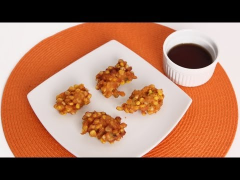 Corn Fritters Recipe - Laura Vitale - Laura in the Kitchen Episode 603