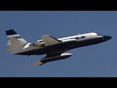 {TrueSound}™ Classic 1966 Lockheed JetStar 731 Takeoff from Ft. Lauderdale