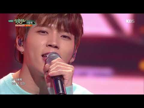 뮤직뱅크 Music Bank - 사랑해(I LOVE YOU) - 남우현(NamWooHyun).20180907