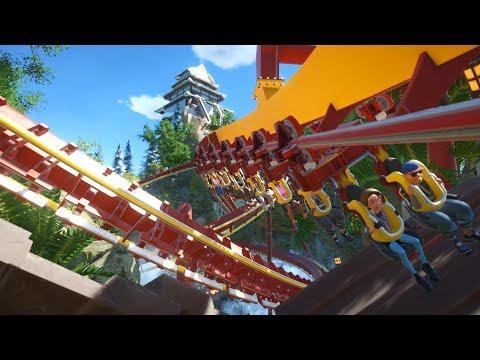 Commercial Break: Spirit of Adventure (Planet Coaster Competition)