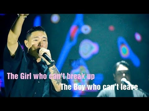 The Girl Who can't breakup, The Boy Who can't leave - Kang Gary | Malaysia 2017