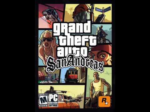 GTA San Andreas (Game Of 2004) Backstreet Boys-Everybody (Backstreet's Back)-(User Tracks)