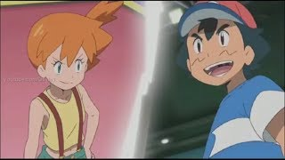 Pokemon Sun and Moon - Misty