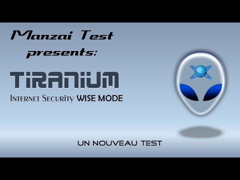 [Test Musical] Tiranium Internet Security Free 2014 (Wise Mode Enabled)