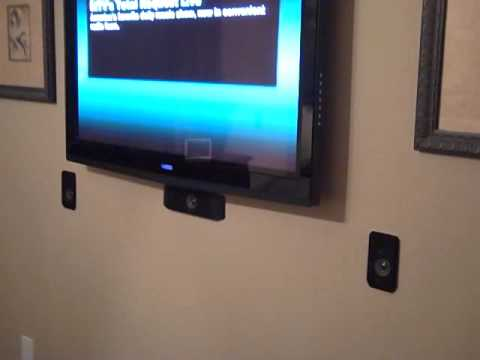 Low Cost Home Surround Sound System CUSTOM LOOK