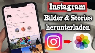 How to Save INSTAGRAM STORIES to Camera Roll on iPhone