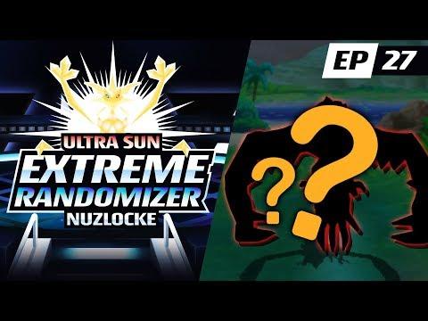 LEGENDARY ENCOUNTER AGAIN!!! | Pokemon Ultra Sun EXTREME Randomizer Nuzlocke Part 27
