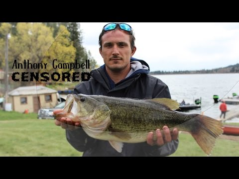 Anthony Campbell [Censored Bass Fishing]