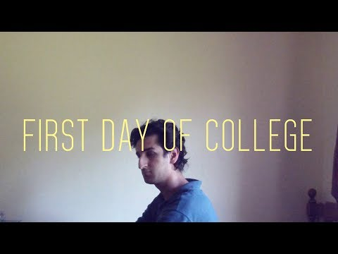 VLOG: First Day of College (Summer Semester) - GILLI