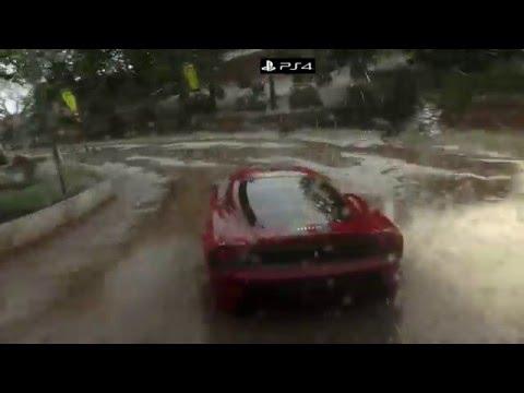 Driveclub vs Forza 6 - Rain - PS4 vs Xbox One Graphics Comparison 1080p