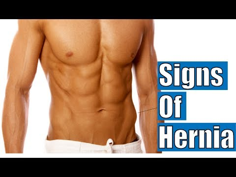 Signs of Hernia | Inguinal hernia symptoms