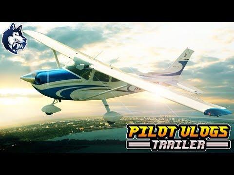 Pilot Vlogs - FLYING SCHOOL - CHANNEL TRAILER