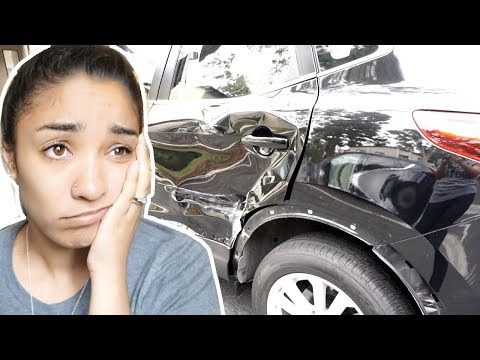 WE WERE IN A CAR ACCIDENT 😓 | Shane and Mel