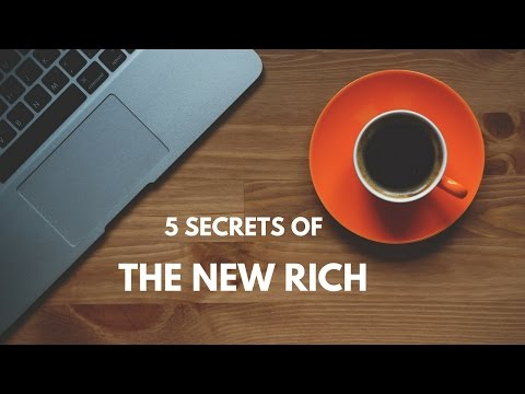 5 Secrets of the New Rich - The 4 Hour Workweek - Animated Breakdown