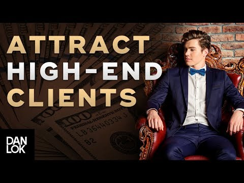 The #1 Key To Attracting High-End Clients For Your Business - The Art of High Ticket Sales Ep. 13