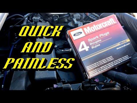 2012-2017 Ford Focus 2.0L Duratec GDI Engine: Spark Plug Replacement