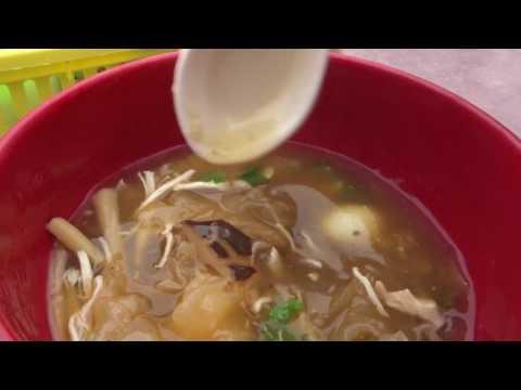 street fish maw soup