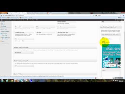 Add Homepage Widgets at the Bottom of Wordpress Theme Twenty Twelve
