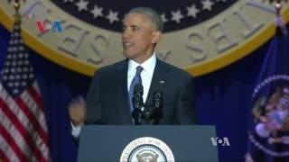 Diaspora Indonesia Sambut Positif Rencana Kehadiran Obama di Kongres Diaspora di Jakarta