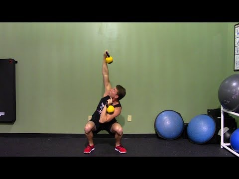 Circuit Training HIIT Workout in the Gym - HASfit Circuit Workouts - Circuit Exercises