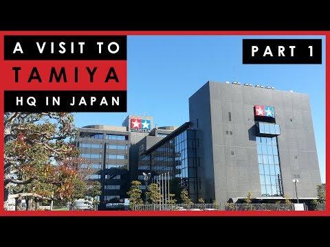 Visit To Tamiya Headquarters In Japan - Part 1