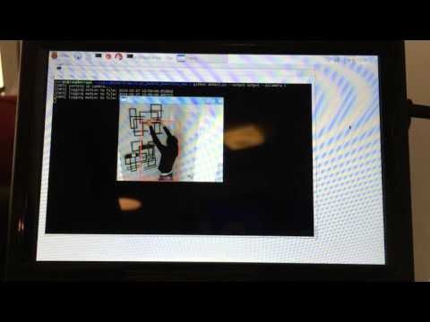 Motion detection and home surveillance using OpenCV and the Raspberry Pi