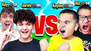 """""""Most Kills Wins $10,000"""" (FaZe Jarvis Vs Kaylen)"""