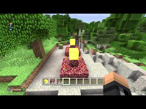 Minecraft: How To Spawn Herobrine 100% Works- XboxOne/Ps4/Ps3/Xbox360