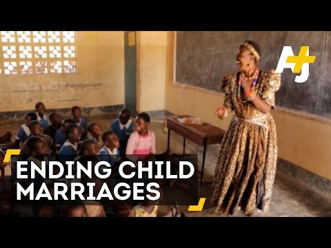 Ending Child Marriages in Malawi