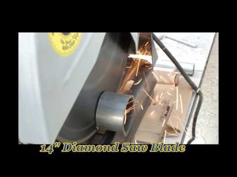 Diamond Saw blade vs Cut-off Abrasive saw blade