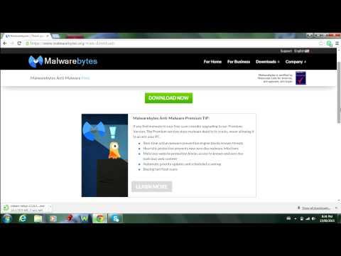 How to install malwarebytes anti malware FREE