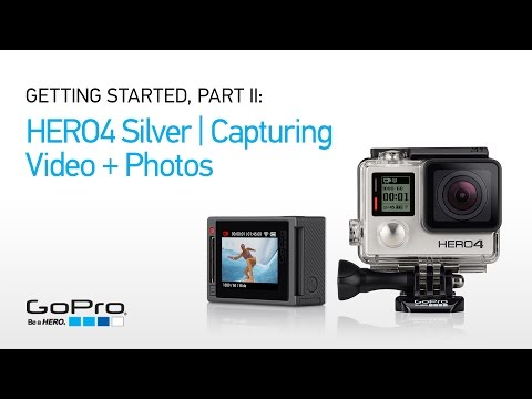 GoPro HERO4 Silver: Capturing Video and Photos (Part II)