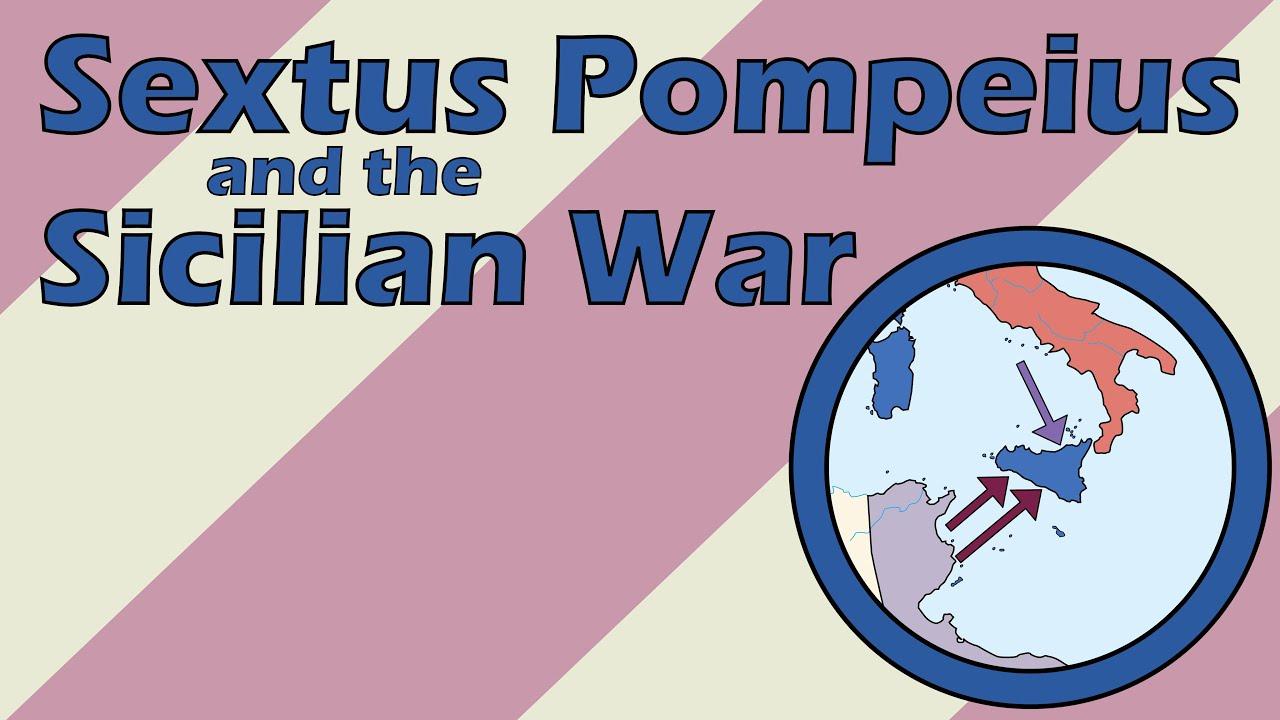 Sextus Pompeius and the Sicilian War (42 to 36 B.C.E.)