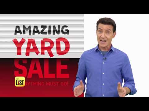 7 Tips for a Profitable Garage Sale this Summer 2018