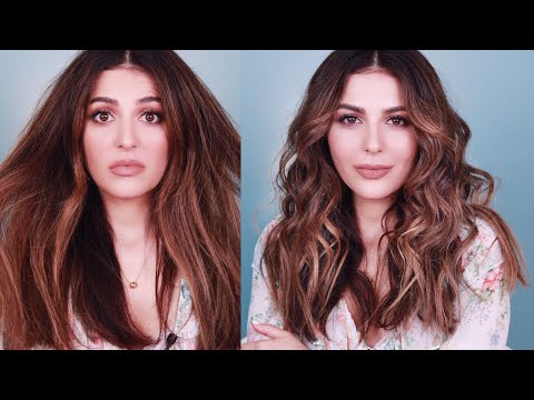 How To: Easy Summer Beach Waves | Sona Gasparian 2018