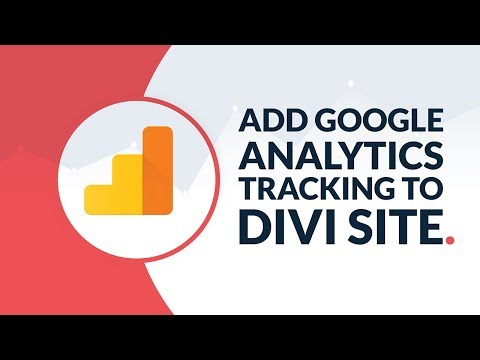 Adding Google Analytics Tracking to Divi