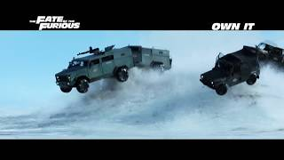 The Fate Of The Furious - Trailer - Own it Now on Digital HD & 7/11 on 4K Ultra HD, Blu-ray & DVD