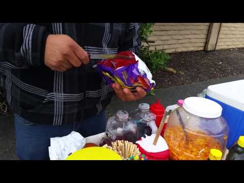 How to make tostilocos/ Como preparar tostilocos