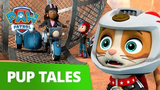 The Ruff Ruff Pack Trapped Mayor Goodway!🐺 PAW Patrol Pup Tales Rescue Episode!