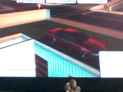 The Sims 3 Wii: Cars!!!