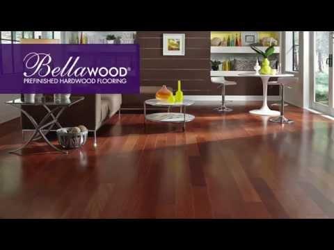 Bellawood Prefinished Hardwood Flooring