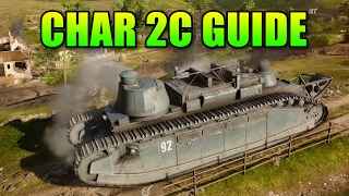 Char 2C Behemoth Guide - Battlefield 1 They Shall Not Pass DLC