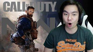 Game Perang Terseru Dan Keren - Call Of Duty Modern Warfare Indonesia #1