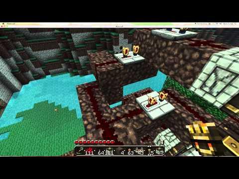 Minecraft lift/elevator using pistons 1.7.3