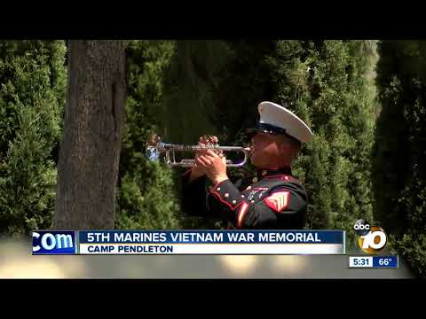 5th Marines Vietnam War Memorial