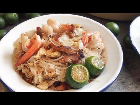 Quick & Easy Singapore Fried Vermicelli 星洲米粉 Fried Bee Hoon