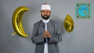 Eid Mubarak Message & Eid Al Fitr Dua from  Ahmed at Alhannah Islamic Clothing