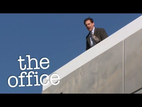 Michael's Safety Training Demonstration  - The Office US